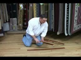 do it yourself lock and fold hardwood