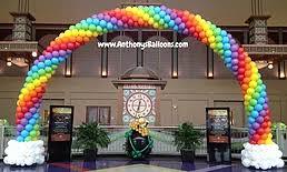 balloon arches balloon arches columns chicago balloon decor