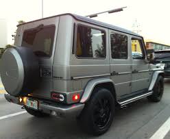 matt black vehicles matte gray mercedes g wagon with black rims