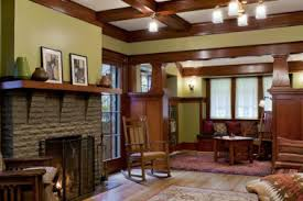 prairie style homes interior 40 craftsman style house interior decorating 10 green dining room