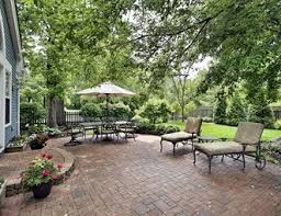 Backyard Paver Patio Designs Paver Patio Pictures Gallery Landscaping Network