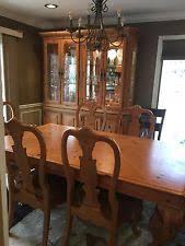 Dining Room Sets Ebay | artistic thomasville dining room furniture wood sets ebay salevbags