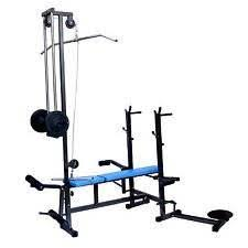 Bench Gym Equipment Buy Gofitpro Muscle Gaining Multipurpose 20 In 1 Bench Gym