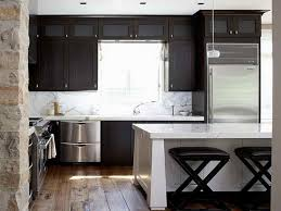 kitchens ideas for small spaces kitchen modern design small space normabudden