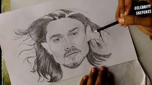 drawing bhuvan bam bb ki vines yaar anmulle celebrity sketches