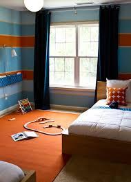 orange and blue bedroom orange and blue bedroom home design magazine diyhomedesign