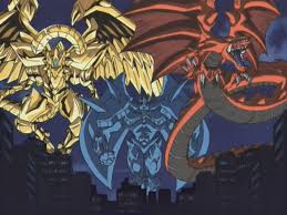 egyptian gods yu gi oh vs trio of creation pokemon battles