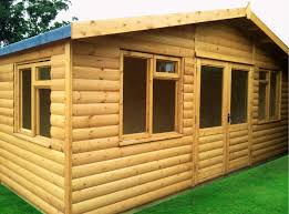Garden Shed Office Fully Insulated Ultimate Garden Room U0026 Office Made To Measure