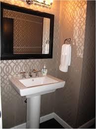 elegant wallpaper ideas for bathroom elegant bathroom designs ideas