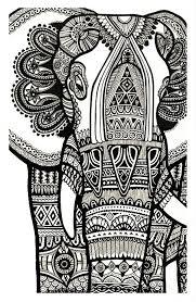 dessin de mandala zen pour imprimer de animal google search