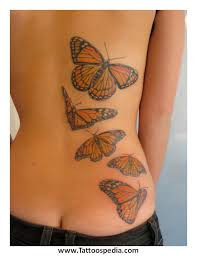 butterfly tattoos for your back butterfly tattoos your back 3