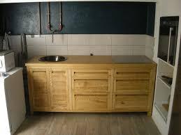 cuisine en bois frene décoration cuisine bois frene 96 pau 09130618 ikea exceptionnel