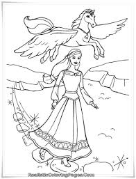 pegasus coloring pages getcoloringpages com