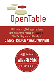 opentable thanksgiving 2014 news the yardley inn