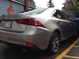 lexus f sport colors my 2014 atomic silver is350 f sport is