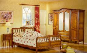 chambre en merisier decoration chambre en merisier visuel 6