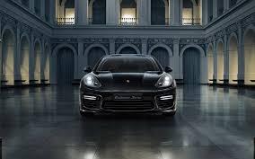 black porsche panamera wallpaper porsche panamera turbo s executive exclusive series wide cars hd