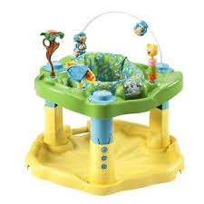 baby standing table toy exersaucer baby bouncer jumper learning activity zoo center boy