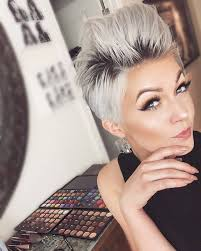 Tolle Kurzhaarschnitte by Für Frauen Die Ihre Haare Am Liebsten In Einer Tolle Tragen 10