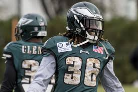 jay ajayi u0027s first day with the eagles everything you need to know