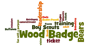 Citizenship In The Nation Merit Badge Worksheet Answers Woodbadge Wordle Image Jpg