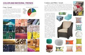 2017 Trending Colors by 2017 Outdoor Furniture Trends On Behance