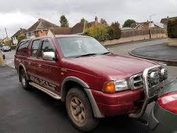 mazda mitsubishi ford ranger similar to mazda b2500 not toyota hilux nissan