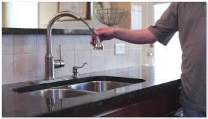 hansgrohe allegro kitchen faucet hansgrohe allegro e kitchen faucet installation instructions also