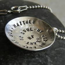 unique mothers jewelry custom jewelry made quote or initial necklaces unique