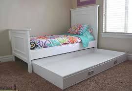 teenage bedroom sets brown wicker rattan wood sliding drawer under