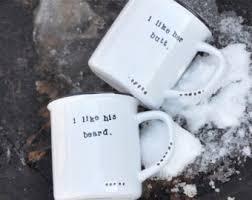 his mugs couples mugs etsy