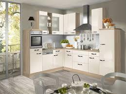 pino küche pino küche pn270 in magnolienweiß glänzend als l küche küchenexperte