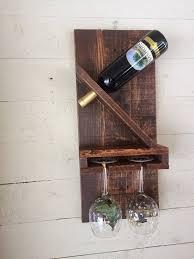 popular natural wooden shelves designs pallets wine rack and wine