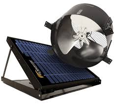 us sunlight 20 watt gable mount solar attic fan