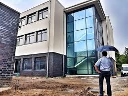Gesamtschule Bad Oeynhausen Bauarbeiten An Der Gesamtschule Harsewinkel Schreiten Voran