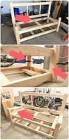 How To Make A Toy Storage Bench by Diy Outdoor Storage Bench Ana White Inspired Tamara U0027s Joy