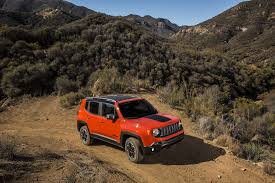 lowered jeep renegade 2017 jeep grand cherokee renegade trailhawk u0026 concept drives