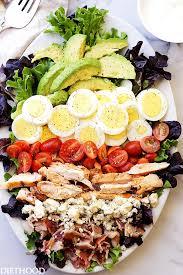 Salad Main Dish - cobb salad recipe diethood