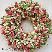 tulip wreath tulip wreath tulip wreath tulip wreath wreaths