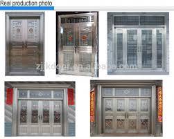 Steel Door Design Stainless Steel Door Design China Jk Ss9012 Stainless Steel Grill