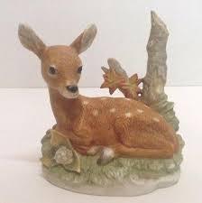home interior deer pictures homco home interior figurines deer propertyexhibitions info