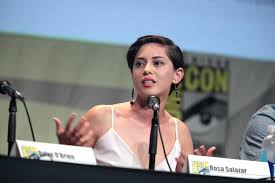 Seeking Rosa Salazar Rosa Salazar Has Been Cast As Cameron S Battle