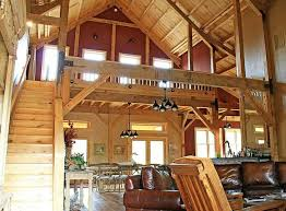 barn interiors design no raw wood spiral staircase instead more modern barn