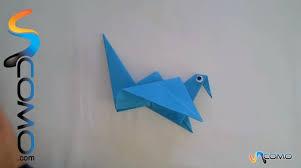 hola como puedo hacer unas alas de pato para nia de 4 hacer un pajaro de papel que mueve las alas youtube