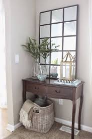 Entryway Mirrors Entrance Mirrors And Tables Entryway Table And Mirror Sets Foter