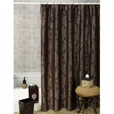 Designer Shower Curtain by Brown Zebra Shower Curtain