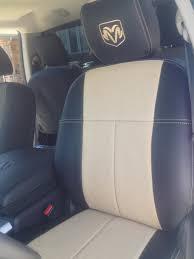 Dodge Ram Seat Upholstery Clazzio Truckleather