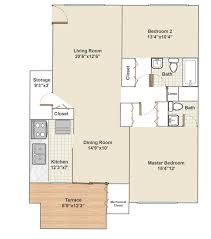 bedroom floor planner apartments in bryn mawr pa radwyn floor plans u0026 rents