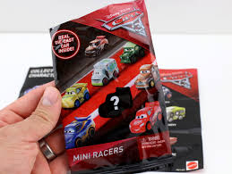 cars 3 dan the pixar fan cars 3 mattel