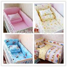 Crib Bedding Set With Bumper 5 Baby Crib Bedding Set Cot Bedding Sets Baby Bed Set Bedding